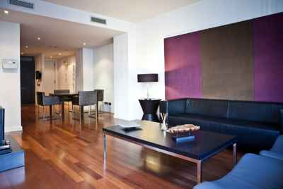 Spacious bright apartment in the heart of Barcelona on Paseo de Gracia